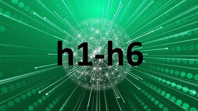 Что такое h1-h6